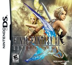 Final Fantasy XII: Revenant Wings - Nintendo DS:Amazon:Video Games