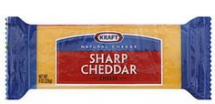 New Rare Coupon: $1/2 Kraft Natural Cheese Blocks
