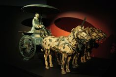 """National Geographic Museum's exhibition """"Terra Cotta Warriors: Guardians of China's First Emperor"""""""