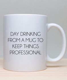 such a funny mug for the working professional
