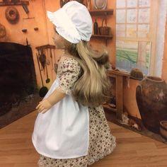 18 Zoll historische Puppe Kleidung Colonial von HoschPoschCreations