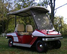 Buggies Unlimited Golf Cart Forum • View topic Cushman