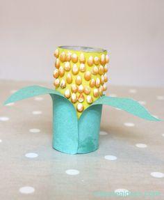 DIY Epi de maïs - Cabane à idées