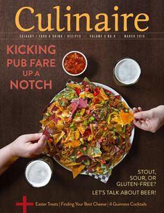 ISSUU - Culinaire 3:9 (march 2015) por Culinaire Magazine