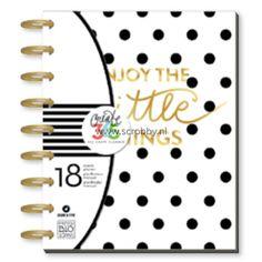 Me & My Big Ideas Create 365 Happy Planner Sugar and Type (aangepaste garantie)
