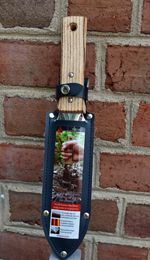 A Digging Knife: good for gardening, harvesting and camping ($38.95)