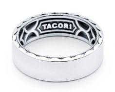 Tacori High Polished Gentlemans Band | men's jewelry | Men's Wedding Bands | Canadian Jewelry Exchange | Kelowna, B.C.