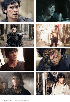 #The100 #BellamyBlake