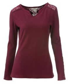 Bob Timberlake Double Knit Top for Ladies | Bass Pro Shops
