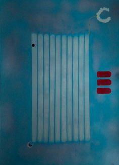 """Saatchi Online Artist ABBA ARTIST; Painting, """"Solarium """" #art"""