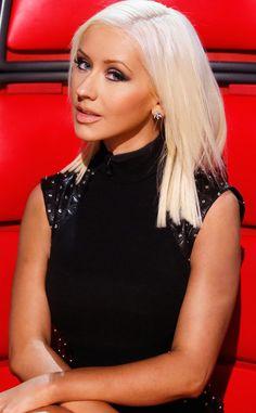 Christina Aguilera Reveals Her Baby Girl's Name  Christina Aguilera, The Voice