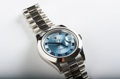 ROLEX 『OYSTER PERPETUAL DAY-DATE Ⅱ』