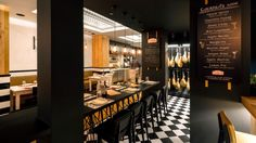 La Pasteria restaurant by Chadios+Associates, Athens – Greece » Retail Design Blog