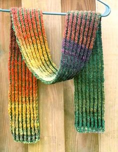 Brioche 2-color Knitting:  Was I on Row 3(a,b, c or d)?