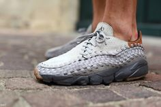"""Step Into My Running Shoes: Nike Air Footscape Woven Free Motion BODEGA x Tee Nike 'What do you see?"""""""