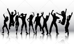 People dancing — JPG Image #boy #young • Available here → https://graphicriver.net/item/people-dancing/684098?ref=pxcr