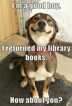 return library books - Google Search: