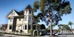 The Pacific Grove Inn - Sunday & Monday night?