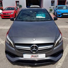Another Mercedes AMG A45 sold within 24 hours we've another arriving next week!  This one went to a returning RS Direct client.  #sold