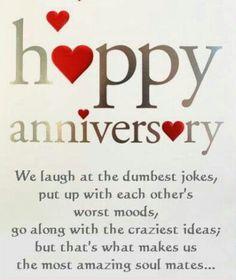 happy anniversary to us babe
