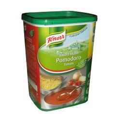 Salsa de tomate POMODORO, deshidratada