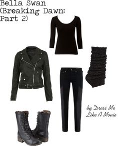 """Bella Breaking Dawn Part 2"" by dressmelikeamovie on Polyvore"