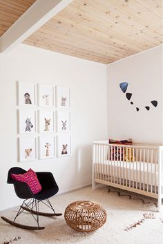 Designing a Nursery? 9 Tips You Should Read First via @domainehome