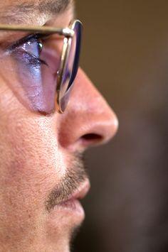 Johnny Depp,Perfect Profile.  Solo comparado con el profile de Lee Min Ho
