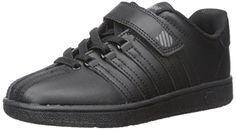 Baby Shoes |  KSwiss Kids Classic VN VLC Shoe BlackBlack 6 M US Infant ** More info could be found at the image url.-It is an affiliate link to Amazon.