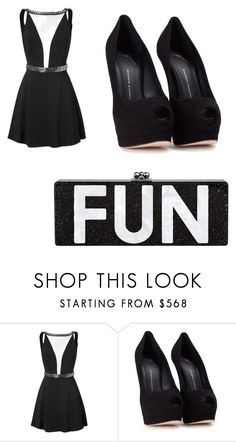 """FRIDAY"" by queenbre101y on Polyvore featuring Giuseppe Zanotti"