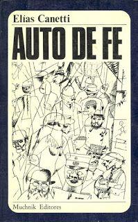 Libros de Elias Canetti: títulos de ocasión y primeras ediciones