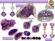 EL COLOR COMUNICA: Gemas cristales GemoTerapia