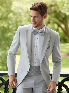 Grey Suit Men Blazer Beach Wedding Men Suit With White Pants Smart Terno Slim Fit Tuxedo Coat Prom Jacket Costume Homme Slim Fit Tuxedo, Tuxedo Suit, Tuxedo For Men, Groom For Men, Suit For Men, Groom Tuxedo, Best Wedding Suits, Wedding Men, Wedding Tuxedos