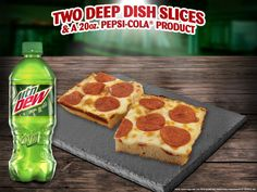 Two slices of Jet's Pizza and a 20oz. drink? Sounds like a great deal to us! Stop in open-3pm and get your #LunchSpecial today!  #JetsPizza