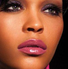 olive skin tone - Google Search Makeup Tricks, Party Makeup Tips, Makeup Ideas, Lipstick For Dark Skin, Dark Skin Makeup, Eye Makeup, Fall Lipstick, Brown Lipstick, Liquid Lipstick