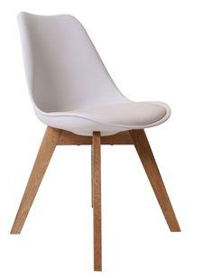 Rib stoel | Design en comfort | Bestel voordelig bij LevaLeva!