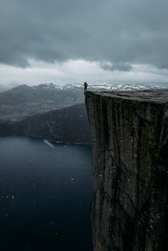Prekestolen, Norway