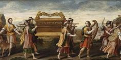 Archaeologists will begin excavating the Biblical site where the Ark of the Covenant was kept for two decades before King David conveyed it to Jerusalem. Wicca, Roi David, Arc Of The Covenant, Dead Sea Scrolls, Hebrew Bible, Hebrew Text, Oak Island, Les Religions, King David