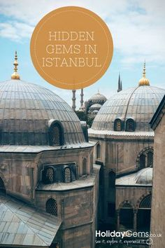 Discover Istanbul's best sights, sounds and hidden gems! #istanbul #turkey #travel #europe