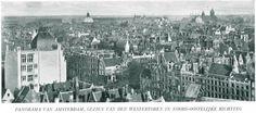 1920 Amsterdam panorama
