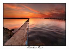 Narrabeen Pool sunrise, morning, color, colour, australia, sydney, narrabeen, narrabeen pool