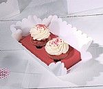 Box for 2 cupcakes. Awesome packaging site