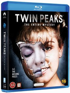 Twin Peaks - The Entire Mystery (Blu-ray) (10 disc)