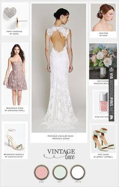 lace wedding ideas   CHECK OUT MORE IDEAS AT WEDDINGPINS.NET   #weddings #weddinginspiration #inspirational