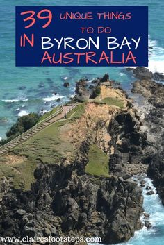 Searching for the best things to do in Byron Bay? There's a lot of them! Here's 39 magically unique Byron experiences you can have in the Australian town - Tap the link to see the newly released survival and traveling gear for all types of travelers! Perth, Brisbane, Melbourne, Coast Australia, Visit Australia, Cairns Australia, Australia 2017, Sydney Australia, Great Barrier Reef