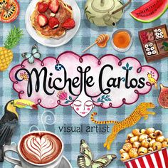 Drawing extracts from her vivid thoughts and lucid dreams, Michelle Carlos creates vibrant watercolor paintings featuring natural to abstract themes. Lucid Dreaming, Surface Design, Illustrators, Watercolor Paintings, Artist, Watercolour Paintings, Artists, Watercolor Drawing, Watercolor Painting