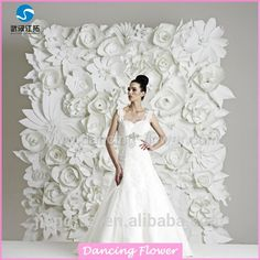 Decoration Wedding White Paper Flowers Wall (otag-38) , Find Complete Details about Decoration Wedding White Paper Flowers Wall (otag-38),Decoration Wedding,White Paper Flower Wall,Flower Wall from -Wuhan Jiang Tuo Trading Co., Ltd. Supplier or Manufacturer on http://Alibaba.com