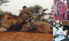 Woman sexually harassed by dentist who killed Cecil the lion speaks