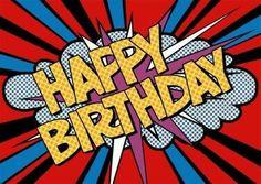 Happy Birthday - Comic