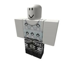 Christmas Penguin Top with Leggings Outfit - ROBLOX